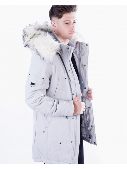 Kabát Yeti - ezüst