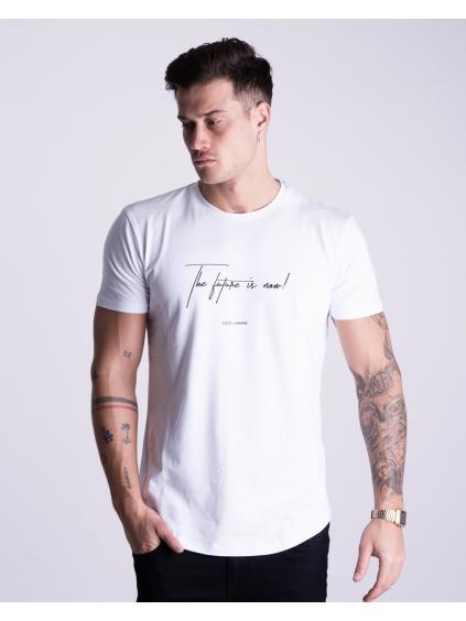 Póló Future – fehér