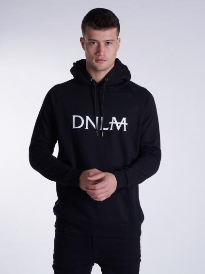 Melegítő felső DNLM - fekete
