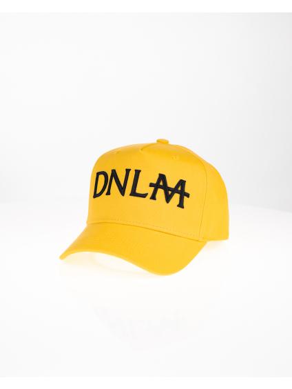 Siltes sapka DNLM 3D - sárga