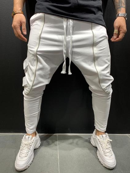 Melegítő nadrág Night - fehér