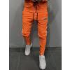 Melegítő nadrág Studio - narancssárga
