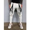Melegítő nadrág Hall - fehér