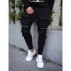 Melegítő nadrág Madness - fekete