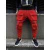 Melegítő nadrág Madness - piros
