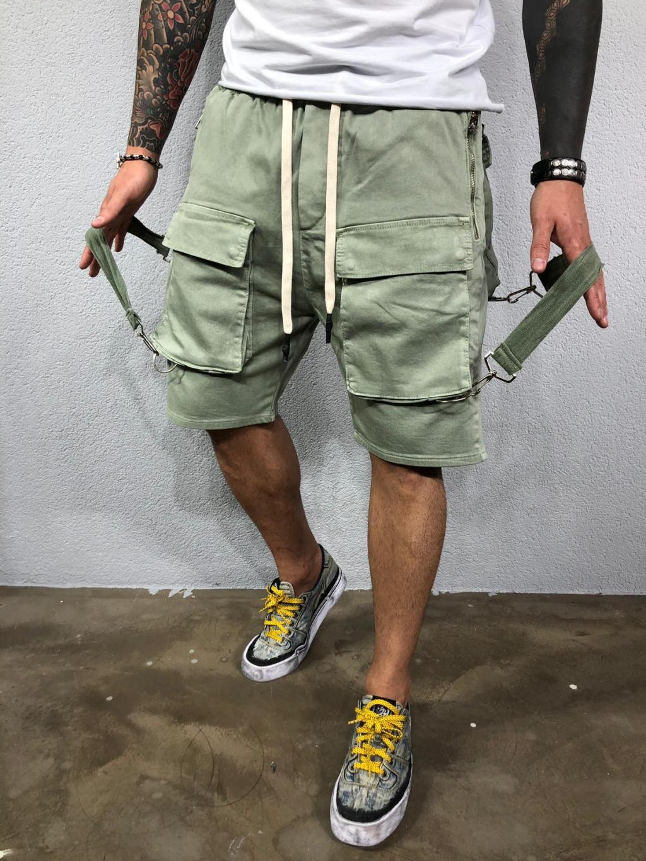 Pantaloni scurți Promo - khaki