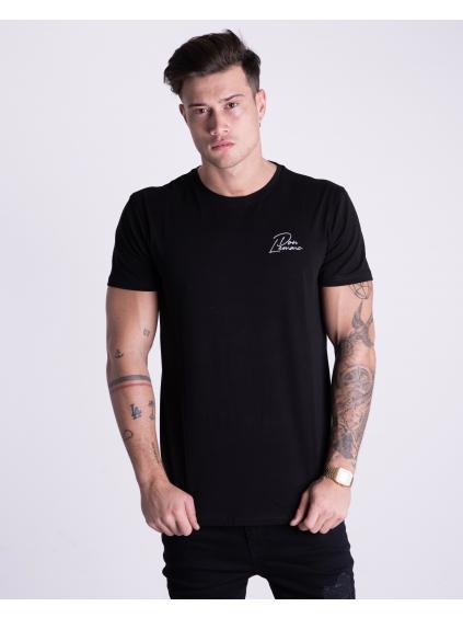 Tricou Logo - negru