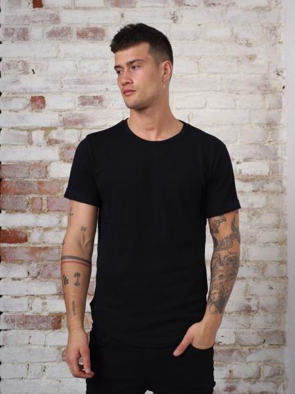 Tricou Cercle - negru