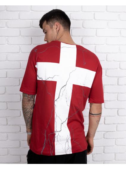 Tricou Temperatura - roșu