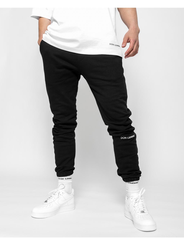 Tepláky Collection - čierne (Veľkosť XL)