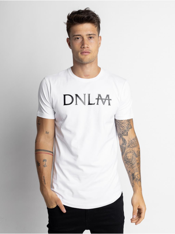 Tričko Shortcut - biele