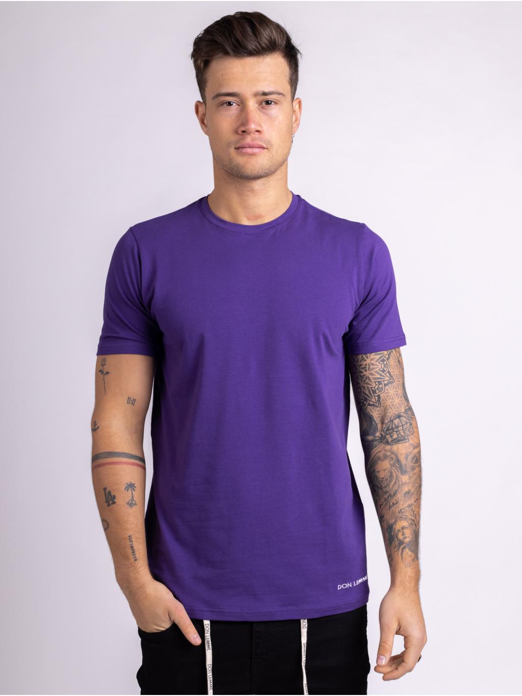 Tričko Core - fialové