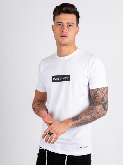 Tričko Content - bielé