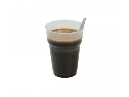 Vratný kelímek káva kafe café nahled