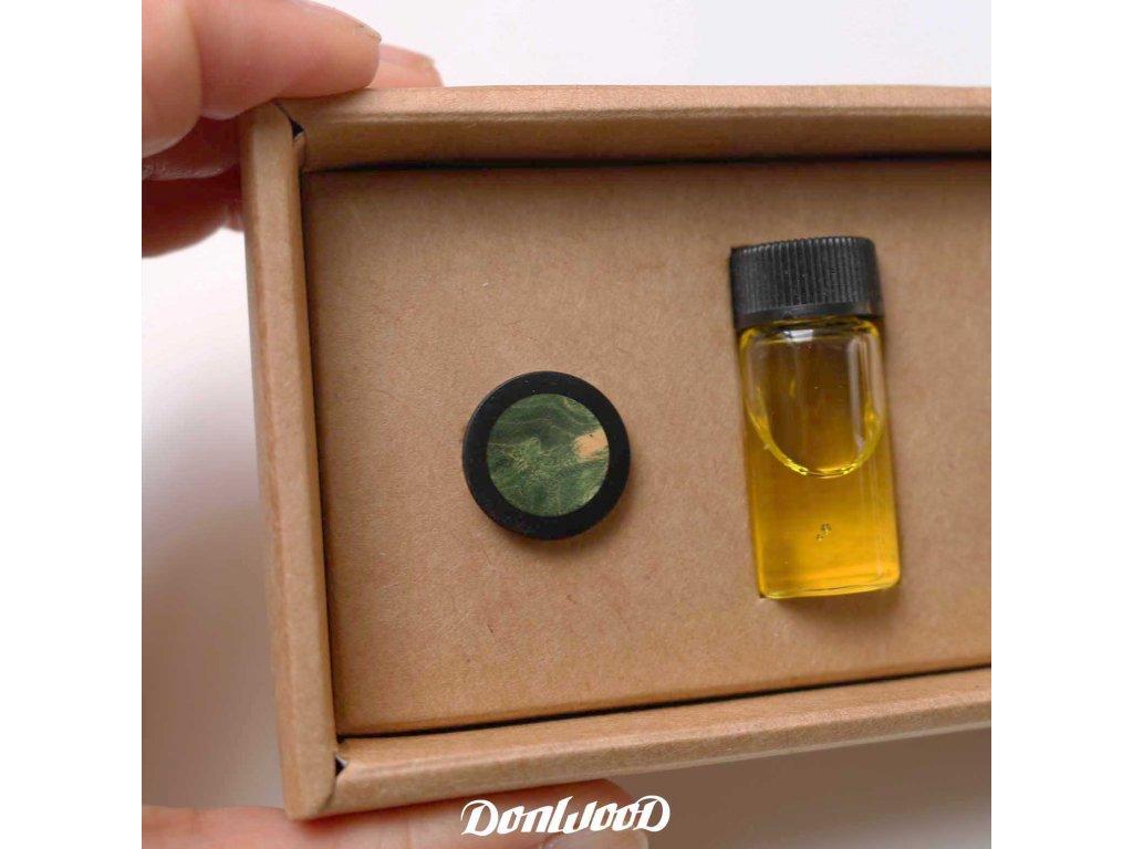 zeleny plug 15mm