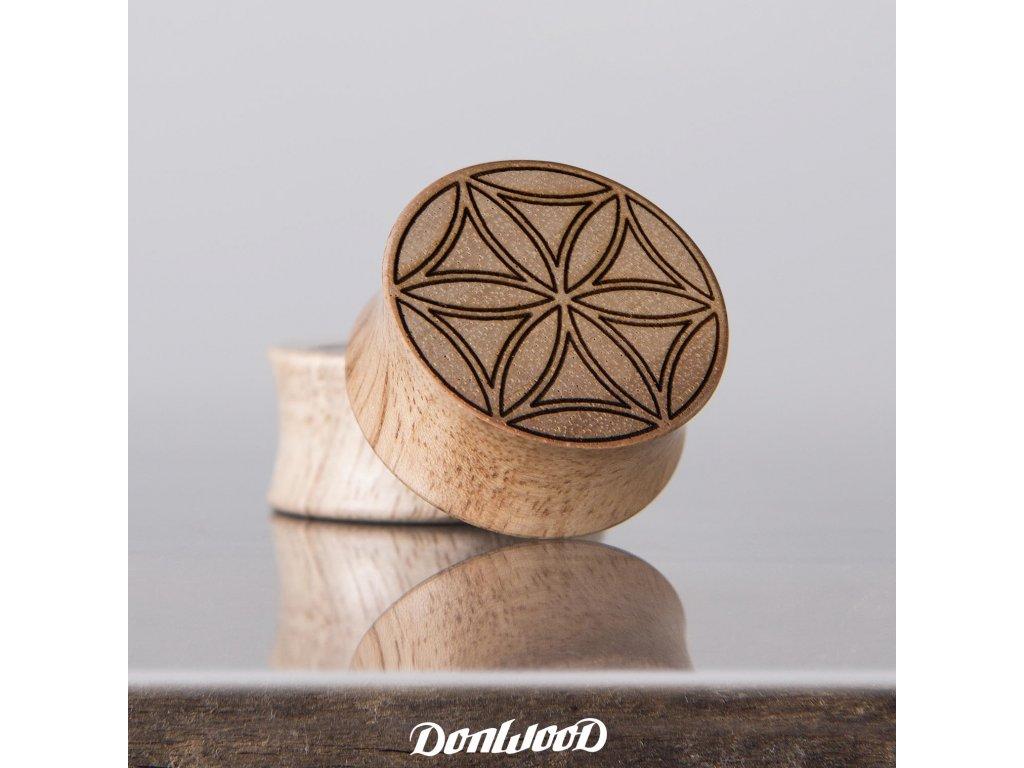 orechovy plug mandala donwood