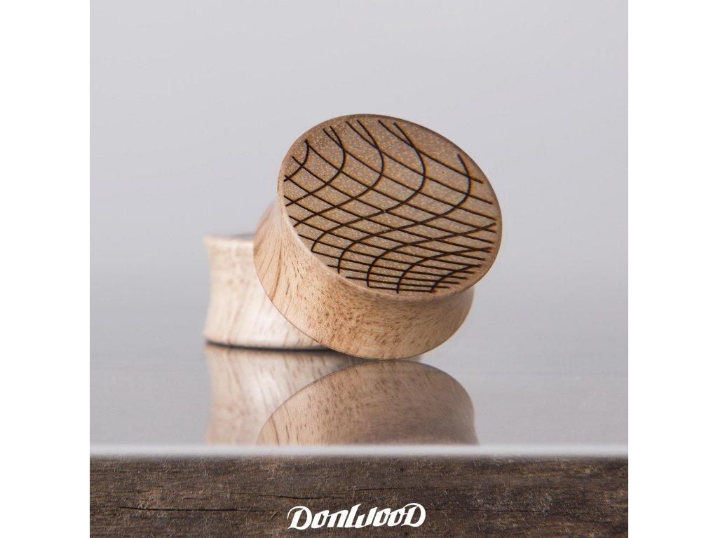 orech sít dreveny plug donwood