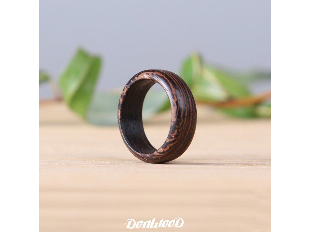 dreveny-prsten-wenge-hnedy-cerny-donwood