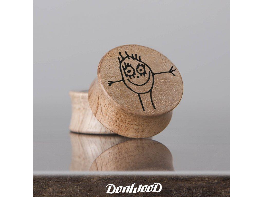 plugy vlastni design donwood