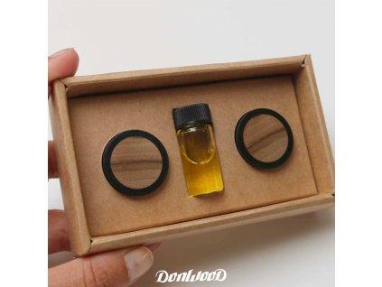 plug kombinovany 24mm orech eben