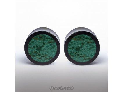 smaragd space zelene plugy