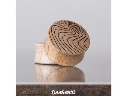 drevo plug vlny donwood pedro