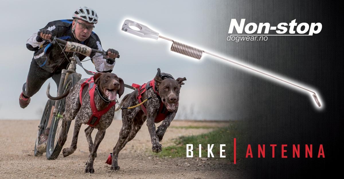 BIKE ANTENA - vodící tyč na kolo a koloběžku