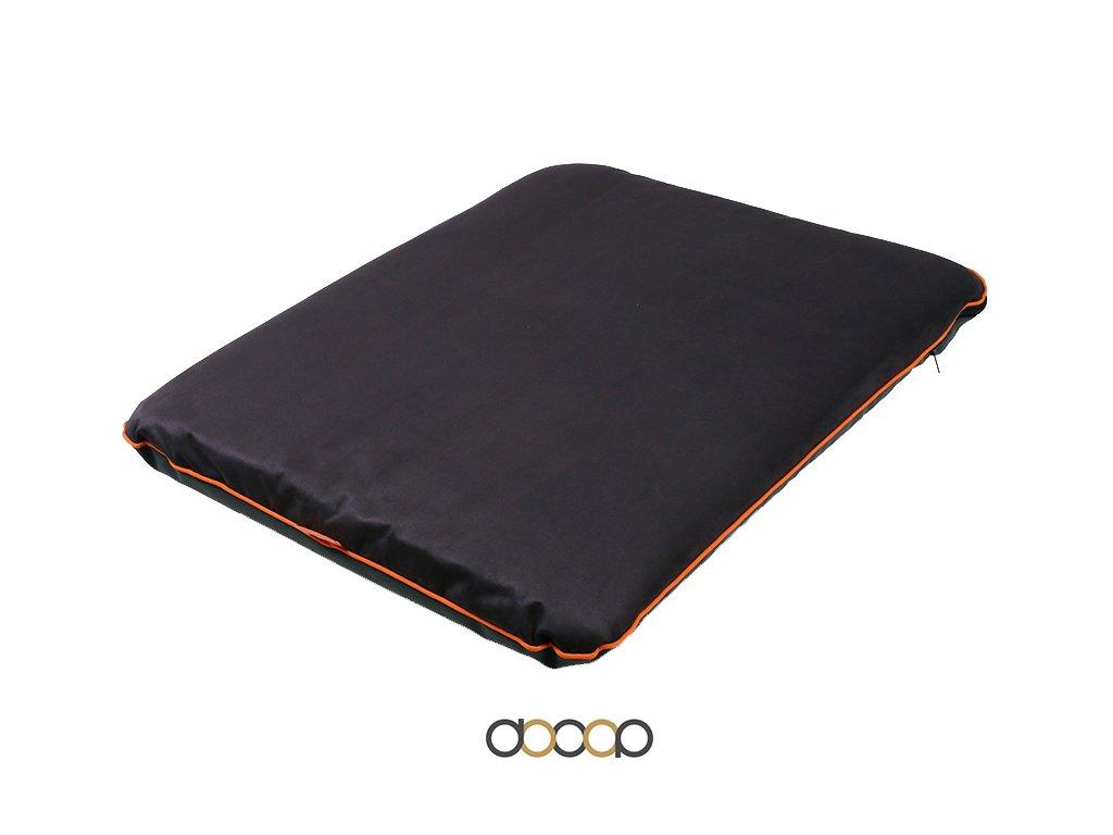 Matrace pro psy DOOOP Xtrem 120x80 černá