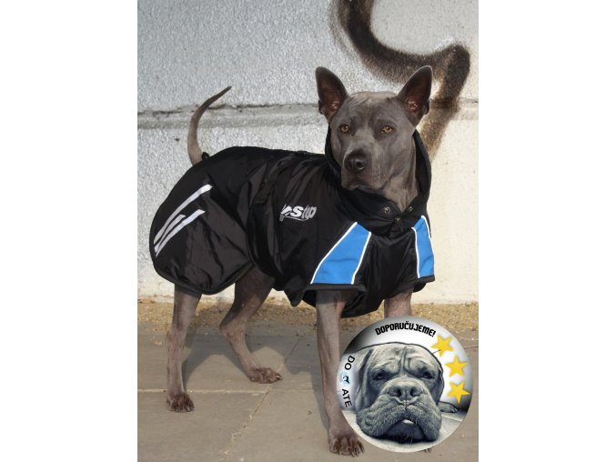 NON-STOP Dogwear Pro Warm Jacket (Velikost 70)