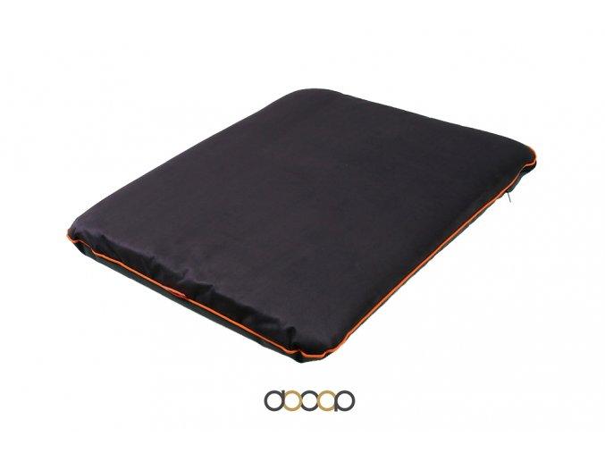 Matrace pro psy DOOOP Xtrem 80x60 černá