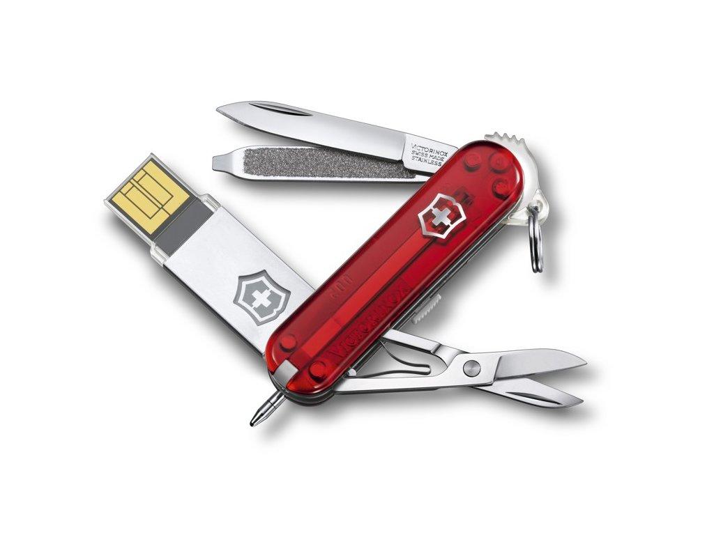 Kapesní nůž - Victorinox@work 32GB