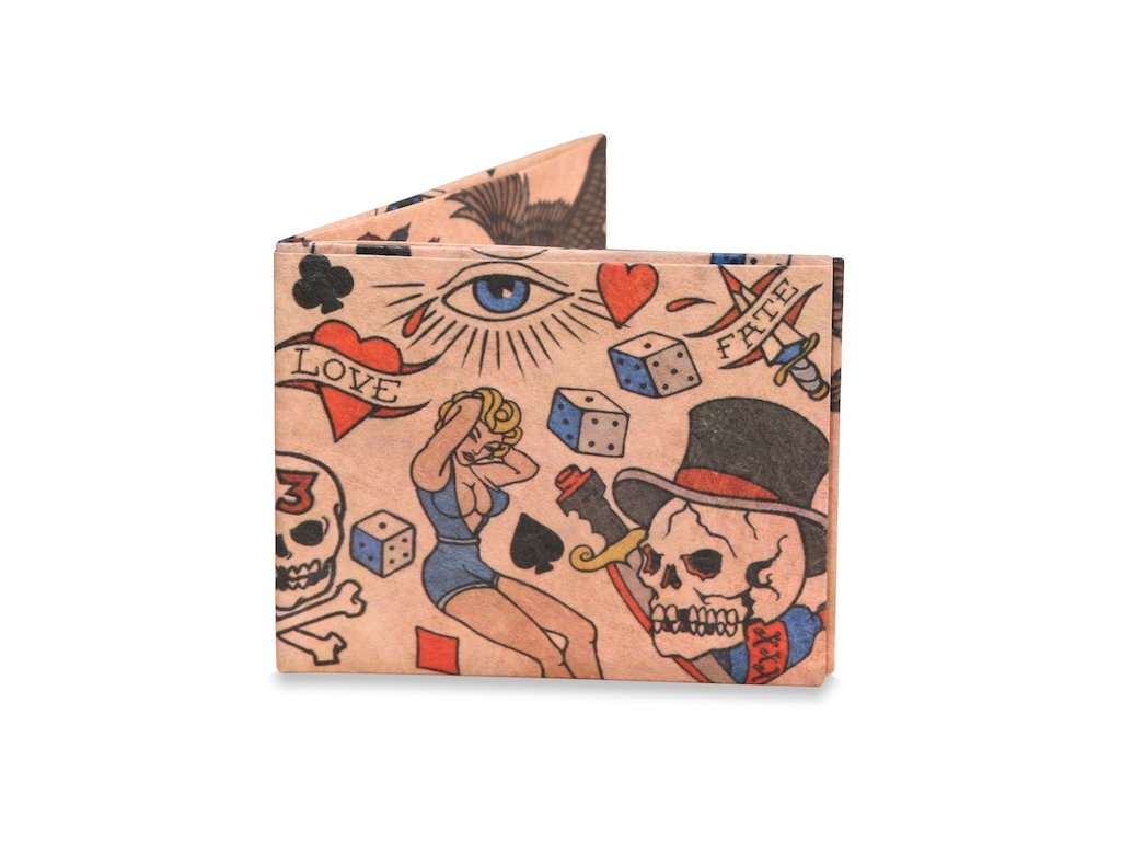 Peněženka Tattoo