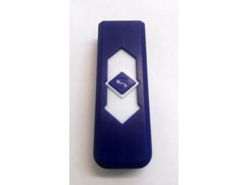 USB zapalovač -modrý