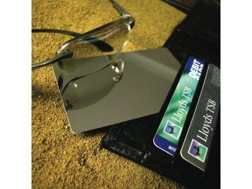 Karta do peněženky - zrcátko