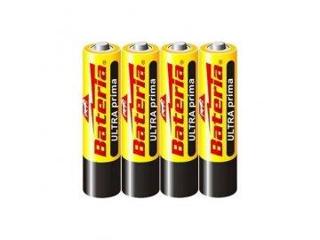 Tužkové baterie AA 1,5V 4ks