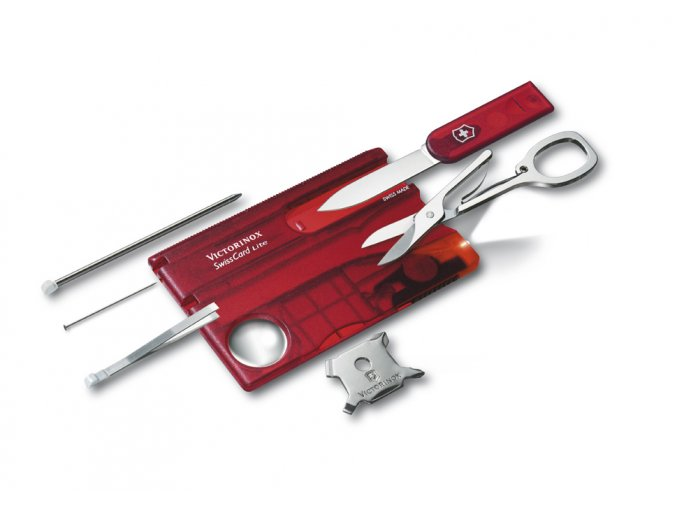 Multifunkční karta - SwissCard Lite