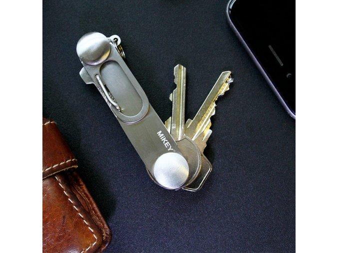 organizer na klíče mikey