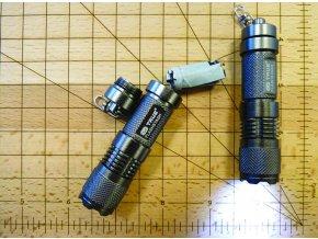 LED Svítilna se skrýší TRUE UTILITY FlashStash