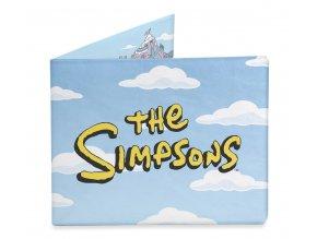 Peněženka Simpsons Intro