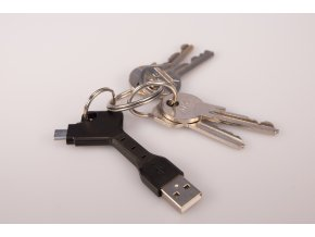 USB adaptér na klíče