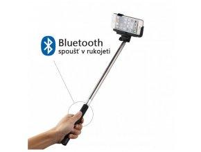Bluetooth selfie tyč