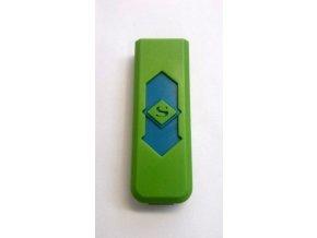 USB zapalovač -zelený