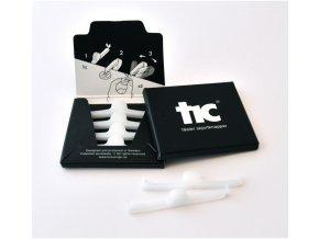Přišít knoflík Tic® - bílý