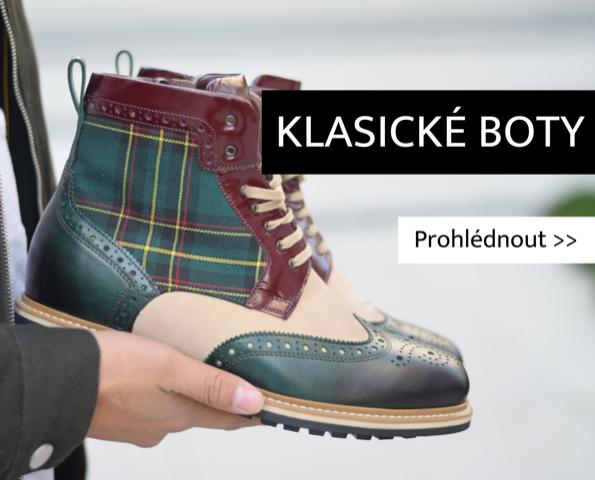 Klasické boty