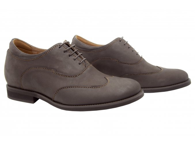 Nubuck Brown 1