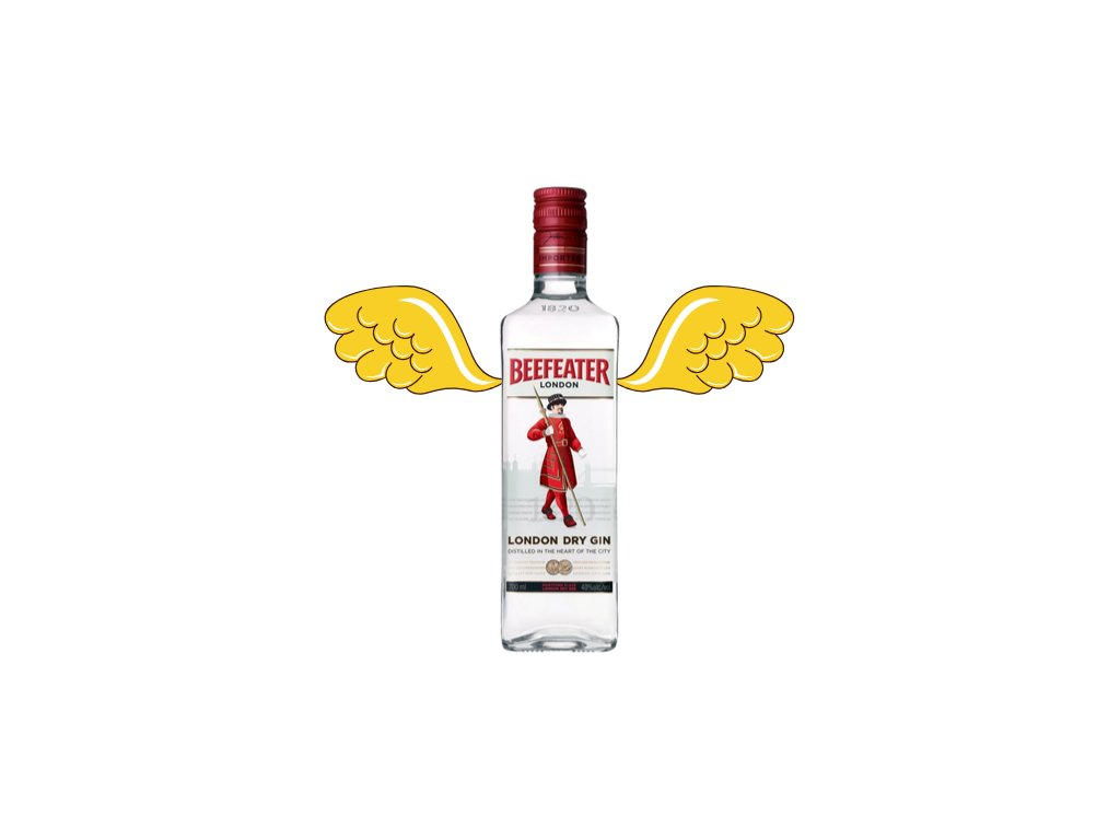 Gin Beefeater dry