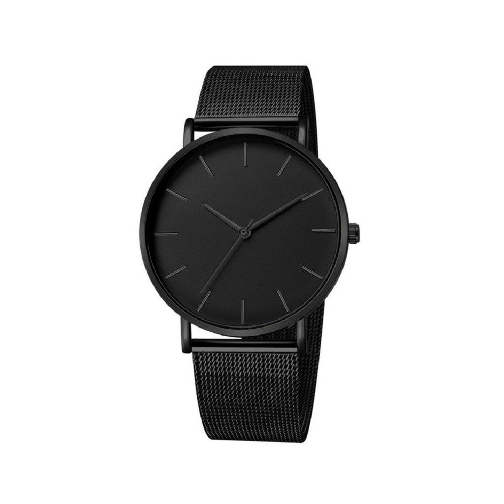 Minimalistické pánske hodinky