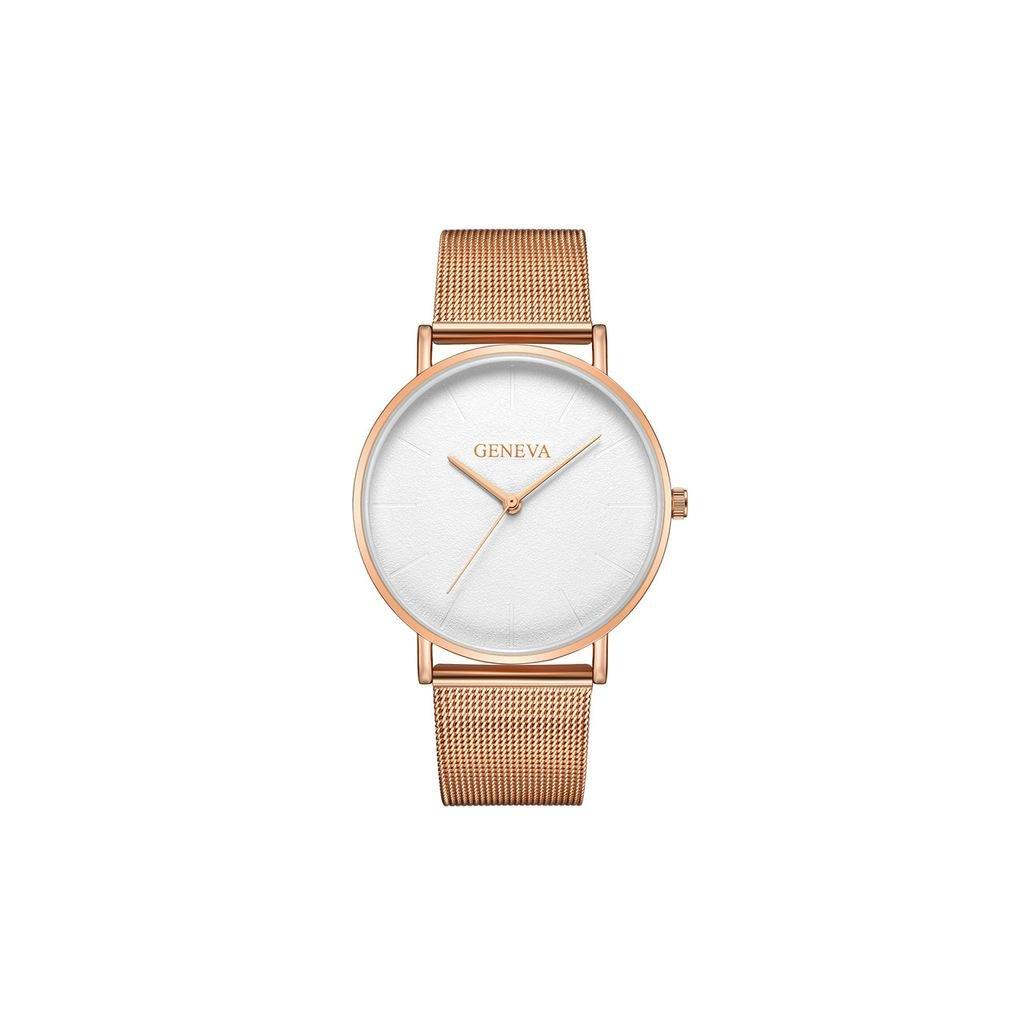 Minimalistické dámske hodinky