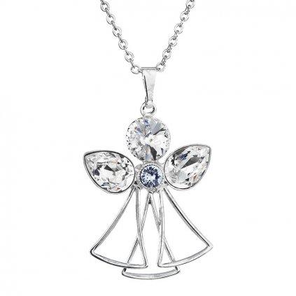 Náhrdelník Anjel strážny Crystal SWAROVSKI