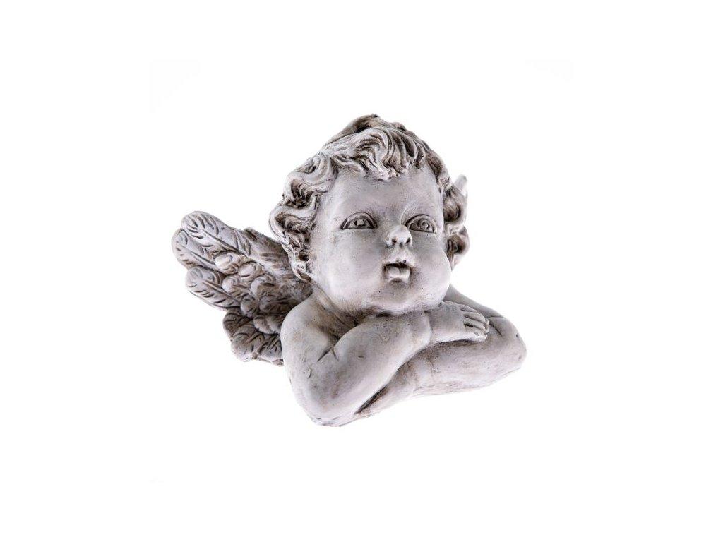 AND192079 zasněná soška anděl